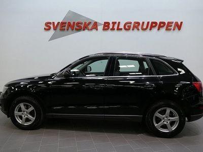 begagnad Audi Q5 2.0 TDI quattro Aut Proline Drag Aux