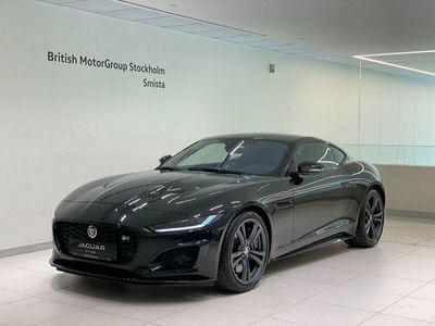 begagnad Jaguar F-Type R AWD 575hk