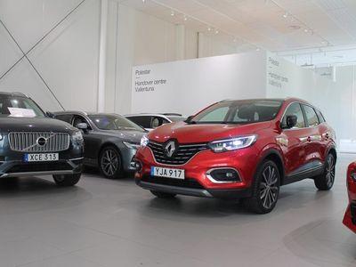 begagnad Renault Kadjar 1,3 TCe 140hk BOSE GPF 4x2