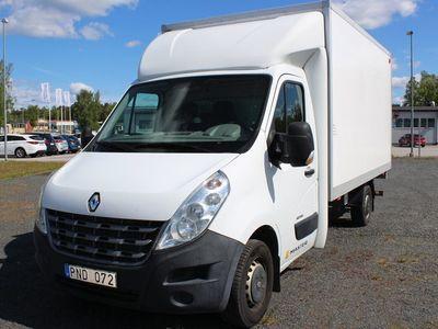 begagnad Renault Master Chassi Skåp 2.3 DCi 2011, Transportbil 129 000 kr