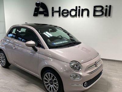 begagnad Fiat 500 STAR 1.2L 69HK SERIE 7 MY20