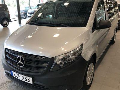 begagnad Mercedes Vito 116 CDI TOURER PRO EXTRA LÅNG