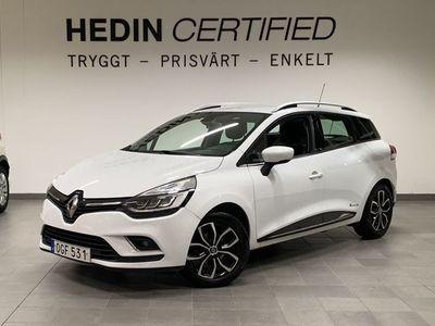 begagnad Renault Clio TCe 90hk ST Intens *V-hjul*
