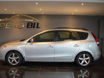 begagnad Hyundai i30 1.6 CRDi M&K Värmare Drag