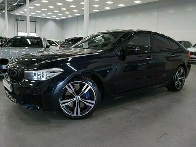 begagnad BMW 640 i xDrive GT M-Sport (340hk)
