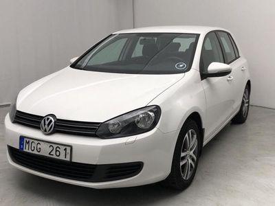 begagnad VW Golf VI 1.6 TDI BlueMotion Technology 5dr