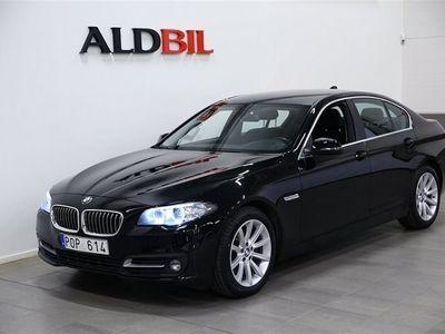 begagnad BMW 520 d 184hk xDrive Sportpaket Aut (Skinn)