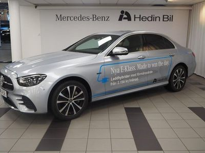 begagnad Mercedes E300 E Benz E4MATIC SEDAN AMG-Line Demo 2020, Kombi 595 900 kr