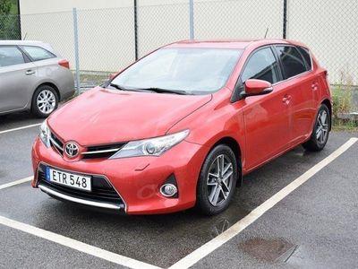 begagnad Toyota Auris 1.6 Automat Edition Feel S+V-hju -15