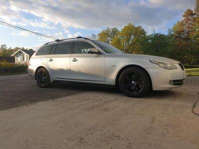 begagnad BMW 520 d Touring Advantage, Comfort