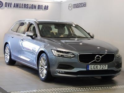 begagnad Volvo V90 D5 AWD Geartronic Momentum Business -17