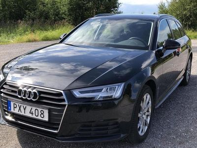brugt Audi A4 2.0 TDI Avant quattro