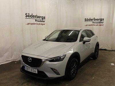 begagnad Mazda CX-3 2.0 FWD 120 HK Automat Vision