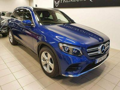 begagnad Mercedes GLC220 d 4MATIC AMG SPORT PANORAMA GPS KAMERA