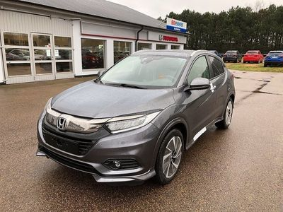 begagnad Honda HR-V 1,5 Executive AUT /Fri Serv/6000mil/V-hjul