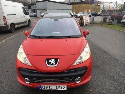 begagnad Peugeot 207 1.6 VTi Automat 120hk / 13000