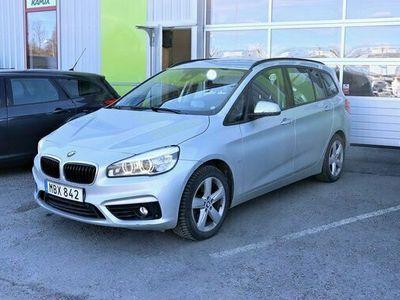 begagnad BMW 220 Xdrive | Aut | Sportline | Dragkrok | MoK | Navigation | 7-Sits