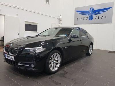 begagnad BMW 520 d xDrive / Euro 6 / 190hk / Aut / Ski -15