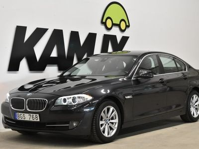 begagnad BMW 535 d xDrive Sedan Steptronic 313hk