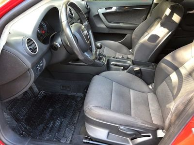 begagnad Audi A3 Sportback 1.4 TFSI Ambition, Proline 125hk