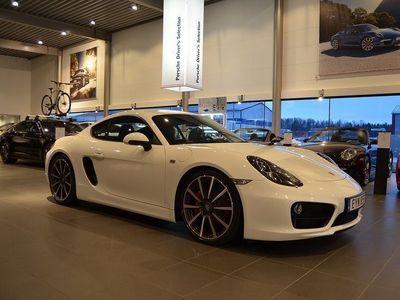 begagnad Porsche Cayman S Cayman3,4 Sportkupé