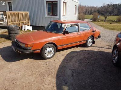 begagnad Saab 900 GL -82