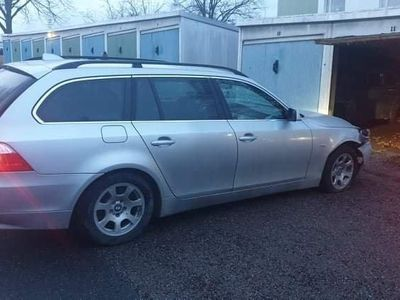 begagnad BMW 520 e61 d - 06