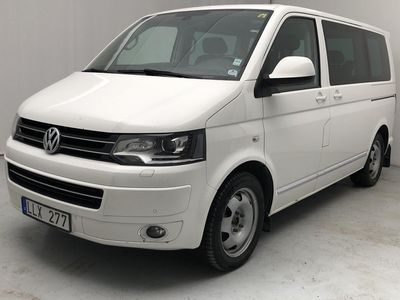begagnad VW Multivan T5 2.0 TDI 4MOTION (180hk)