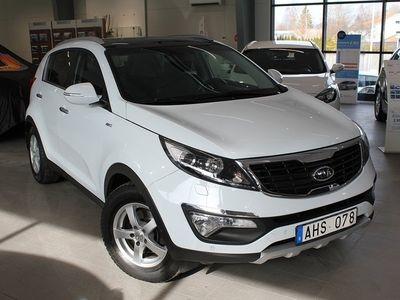 begagnad Kia Sportage Executive 2,0 CRDi 184hk AWD - FULLUTRUSTAD