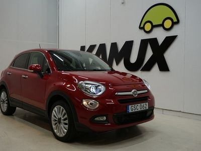 begagnad Fiat 500X X 1.4 MultiAir | Lounge | Dragkrok | Backkamera