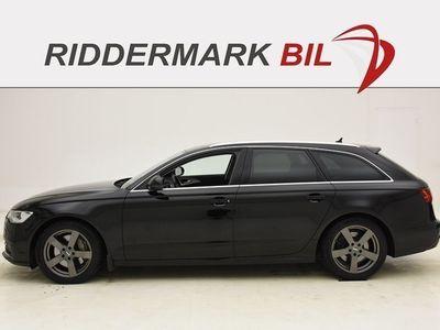usado Audi A6 3.0TDI Q 218hk EU6 SPORT D-VÄRM