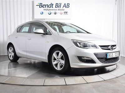 used Opel Astra 1.4 Turbo 5D Aut/ Mkt Välutrustad