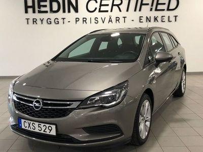 begagnad Opel Astra Sports Tourer ENJOY+ 1.4 EDIT Manuell 125hk