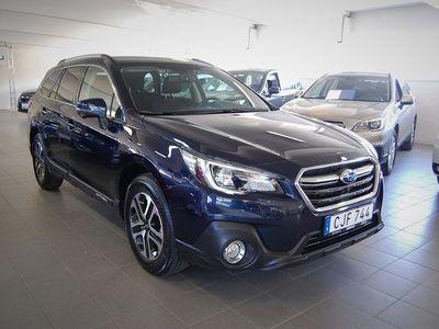 begagnad Subaru Outback 2.5 4WD CVT Euro 6 175hk V-Hju