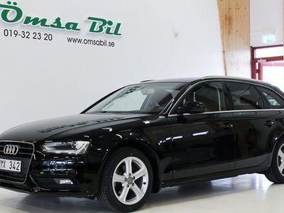begagnad Audi A4 2.0 TDI Sports Edition 2014, Kombi 129 500 kr