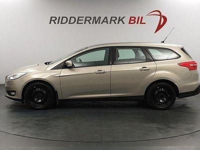 begagnad Ford Focus Kombi 1.0 Eu6 100hk NYSERVAD