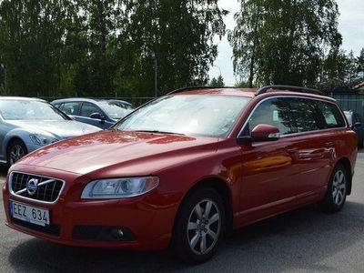 begagnad Volvo V70 D3 163hk,