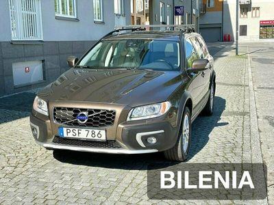 begagnad Volvo XC70 D4 AWD Summum 181hk Taklucka, D-Värmare, Elstolar