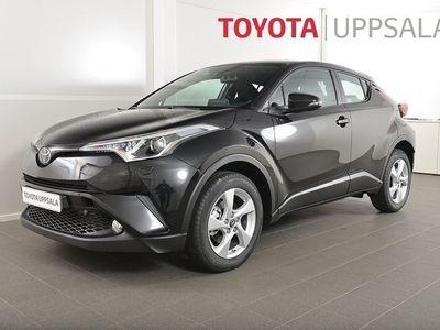 begagnad Toyota C-HR 1.2T Active Euro 6