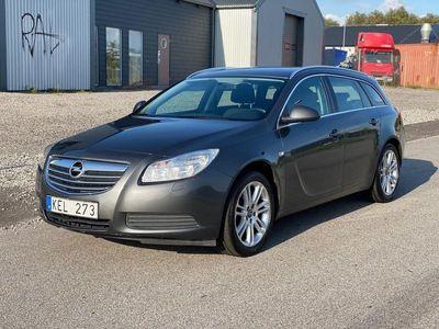 begagnad Opel Insignia Sports Tourer 1.6 Turbo 180hk