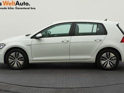 begagnad VW e-Golf E-100 KW/136/Värmepump/Active Info