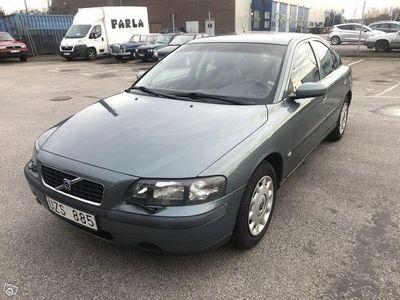 begagnad Volvo S60 2.4 170hk,besiktad,väl vårdad