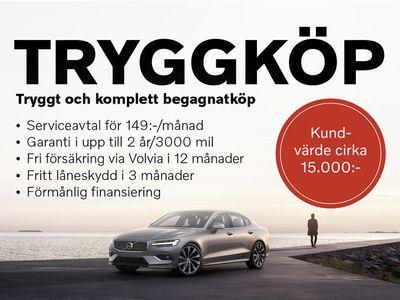 begagnad Volvo V60 D3 AWD Momentum Advanced Edition