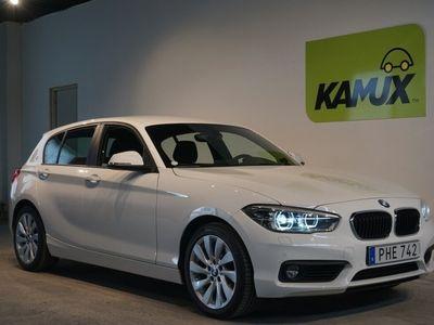 begagnad BMW 120 d xDrive D Advantage Automat (190hk)