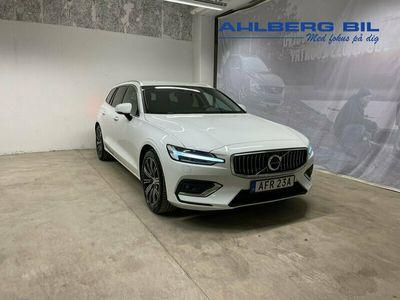 begagnad Volvo V60 D3 Inscription, Garanti 24 Månader, On Call, Parkeringssensorer Fram/Bak + Kamera, Navigation, Strålkastare Dynamisk LED