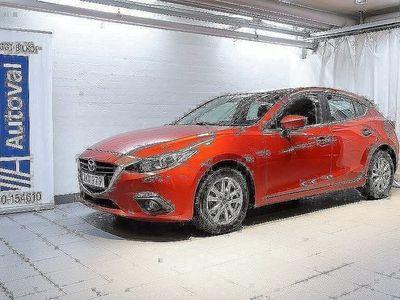 begagnad Mazda 3 2.0 SKYACTIV-G Core 120hk