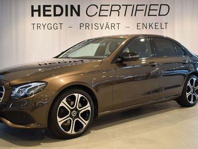 used Mercedes E200 184 hk Sedan // Multibeam // NIghtPackage