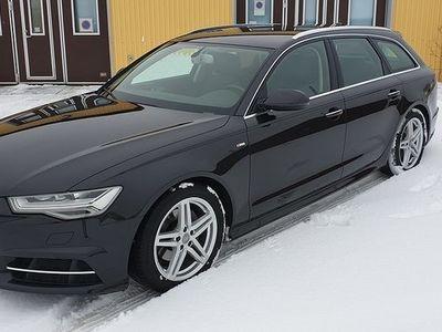 begagnad Audi A6 AVANT 2.0 TDI Q S-LINE EDITION, ALPINPAKET,