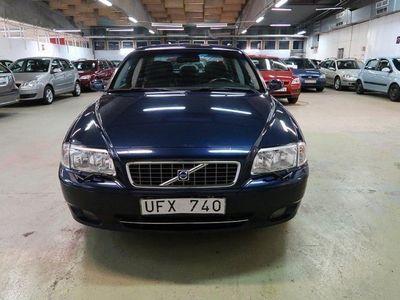 begagnad Volvo S80 2.4 Business 140hk -04