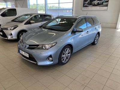 begagnad Toyota Auris Touring Sports Hybrid Edition 50
